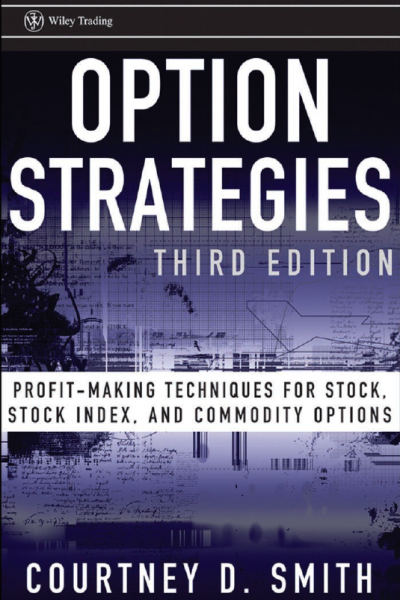 Option Strategies Profit Making Techniques for Stock, Stock Index and Commodity