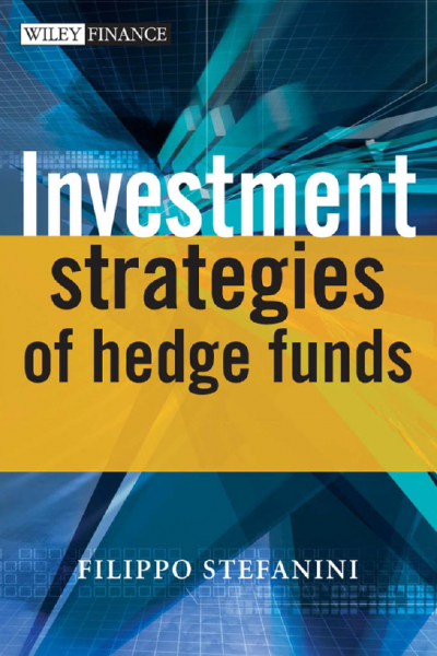 Investment Strategies of Hedge Funds