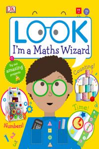 Look I'm a Maths Wizard