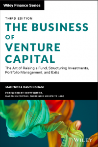 The Business Book of Venture Capital 3rd