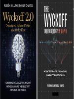 Bộ Sách Wyckoff 20 và Wyckoff Methodology in Depth