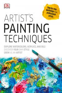 Artist's Painting Techniques explore watercolors, acryclics and oils