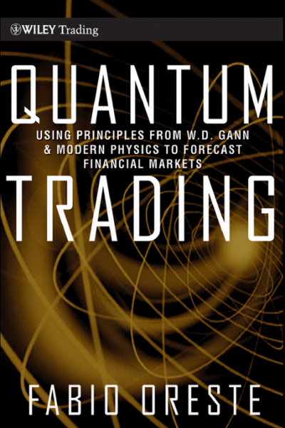 Quantum Trading Using Principles from W D Gann and Modern Physics to Forecast the Financial Markets