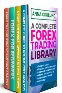 Bộ Sách 4 Cuốn A Complete Forex Trading Library