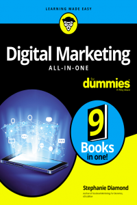 Digital Marketing All-In-One For Dummies 9 Books in One