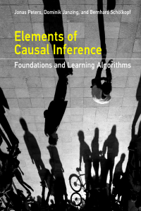 Elements of Causal Inference