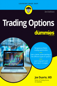 Trading Options For Dummies 3rd