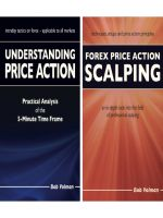 Bộ Sách Price Action của Bob Volman Forex Price Action Scalping và Understanding Price Action