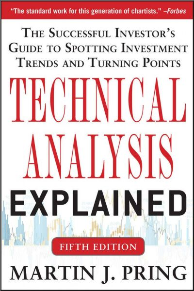 Bộ Sách Technical Analysis Explained và Investment Psychology Explained của Martin J Pring