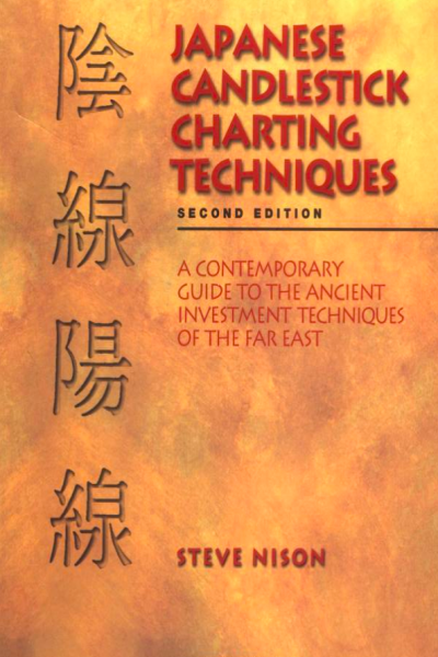 Japanese Candlestick Charting Techniques Steve Nison