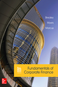 Corporate Finance 8th edition