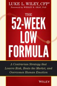 The 52 Week Low Formula Luke Wiley