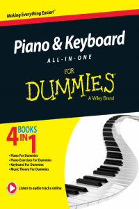 Piano and Keyboard All in One for Dummies 6 Books in 1