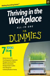 Thriving in the Workplace 7 Books in 1
