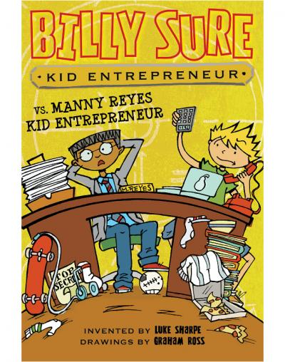 Bộ 12 Cuốn Billy Sure, Giám Đốc Công Ty Sure Thing Inc
