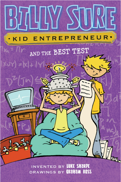 Kid Entrepreneur Billy Sure and the Best Test 4