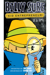 Billy Sure Kid Entrepreneur Is a Spy 6