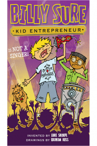 Kid Entrepreneur Billy Sure Is NOT A SINGER 9