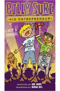 Kid Entrepreneur Billy Sure Is NOT A SINGER 9