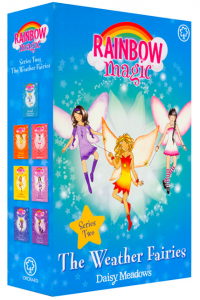 Bộ Sách 7 Cuốn Rainbow Magic Series Two - The Weather Fairies
