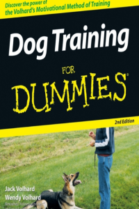 Dog Training for Dummies 2nd Edition