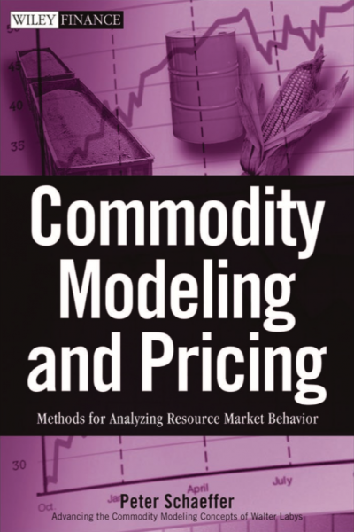 Commodity Modeling and Pricing Methods for Analyzing Resource Market Behavior
