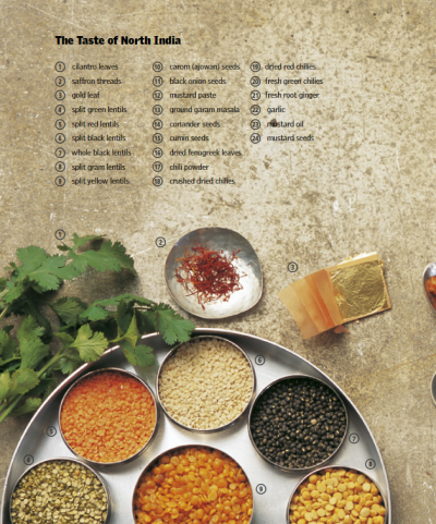 Curry Red-hot recipes from around the world
