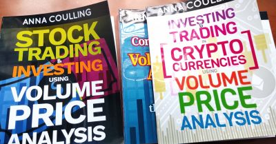 Stock Trading and Investing Using Volume Price Analysis